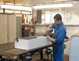 fabrication assembly service